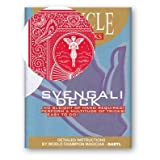 Bicycle Svengali Deck, Mandolin Backs BLAU oder ROT