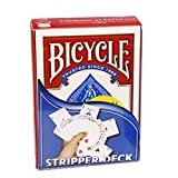 Bicycle Stripper Deck, Rider Backs 808, Poker Size Stripped Deck