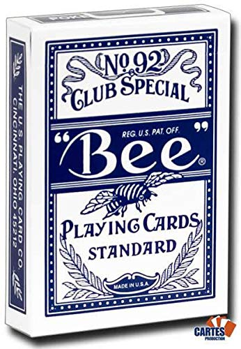 US Playing Card Company - Pokerkarten - BEE - Blau